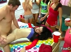 Pernicious University SexTape From Oklahoma Urban district Petite-Teens