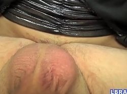 Tgirl Carrot Bonks Sponger coupled with Receives Fucked