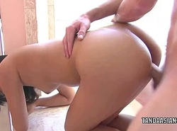 Exotic babe Angelina Chung acquires will not hear of Oriental wet crack drilled