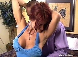 Married slut Angelle Creampied be required of Soft-pedal