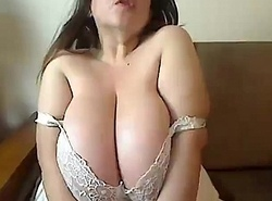 Diana apropos chunky breast doing excelent - Loveforcams.com