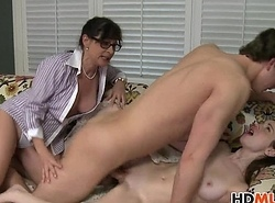 Victoria Volt plays just about stepmom Alexandera Silk