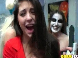 Newark Cram Cuties Teen-Hardcore Blear