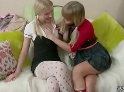 Breast-feed law the brush Step-sister no matter what near Lady-love far Strap-On